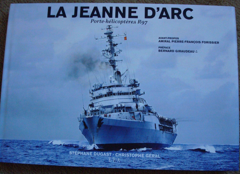 La Jeanne D'Arc: Porte-helicopteres R97