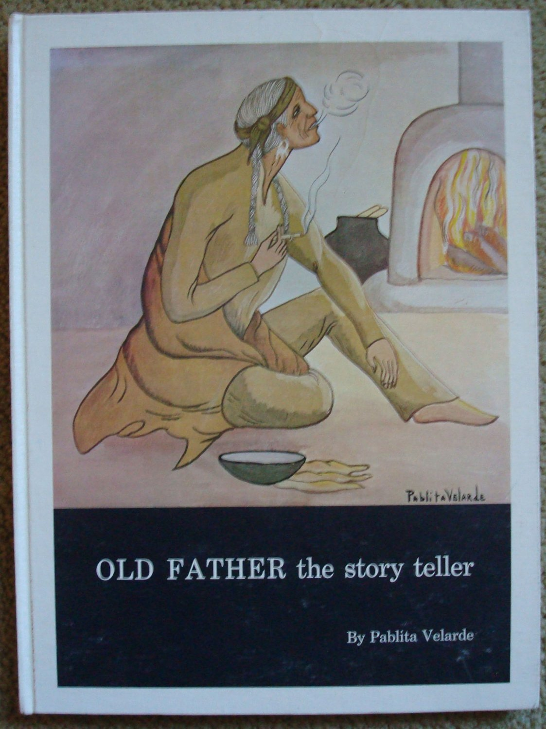 Old Father the Story Teller