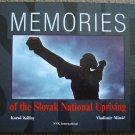 Memories of the Slovak National Uprising.