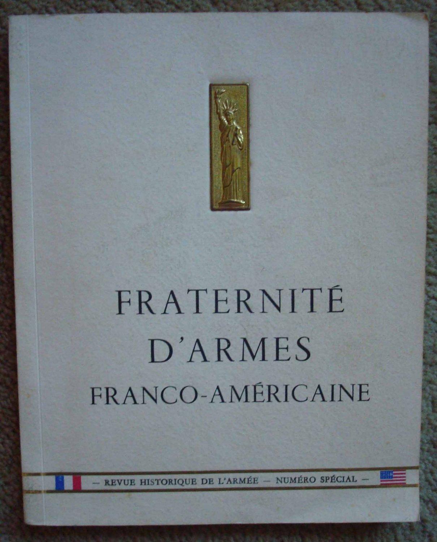 Fraternite D'armes Franco-Americaine