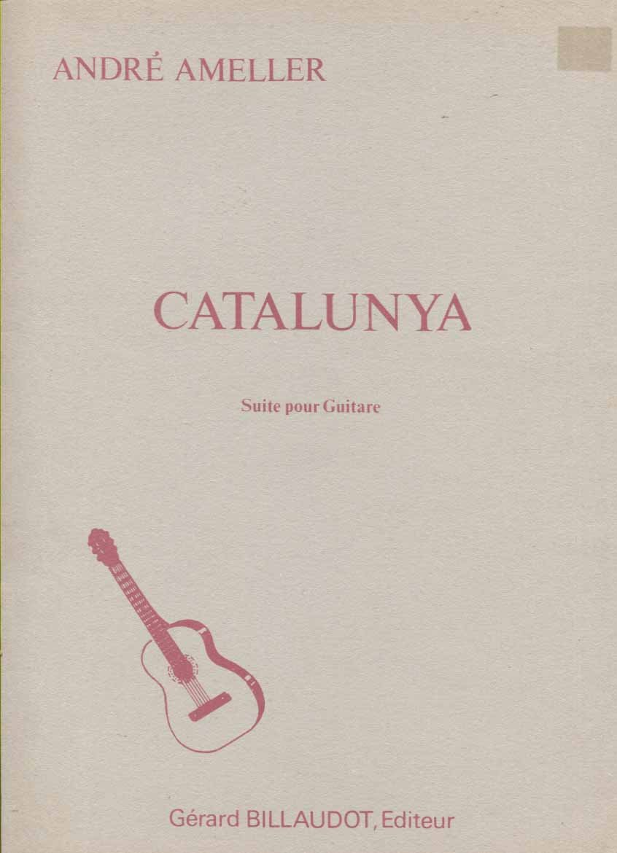 Catalunya: Suite Pour Guitare