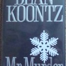 Mr. Murder - Dean Koontz 1st Edition/Printing, Signed