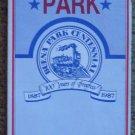 Buena Park, California Centennial Street Map