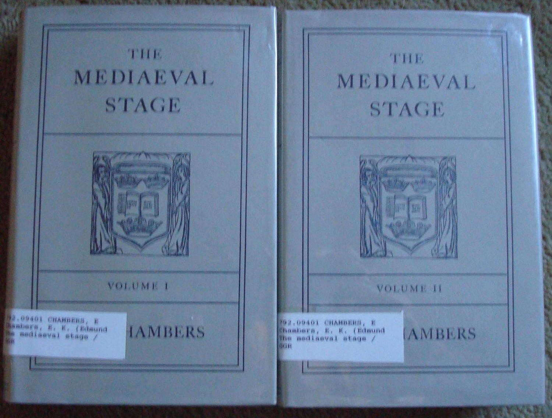 The Mediaeval Stage Volume I & II