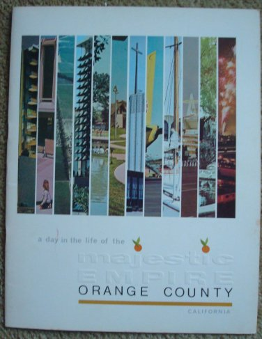 A Day in the Life of Orange County, California