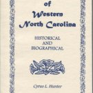 Sketches of Western North Carolina: Historical and Biographical