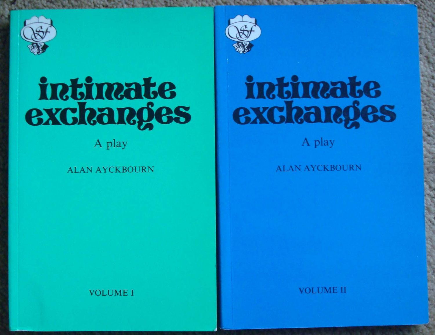 Intimate Exchanges: A Play - Volume I & II