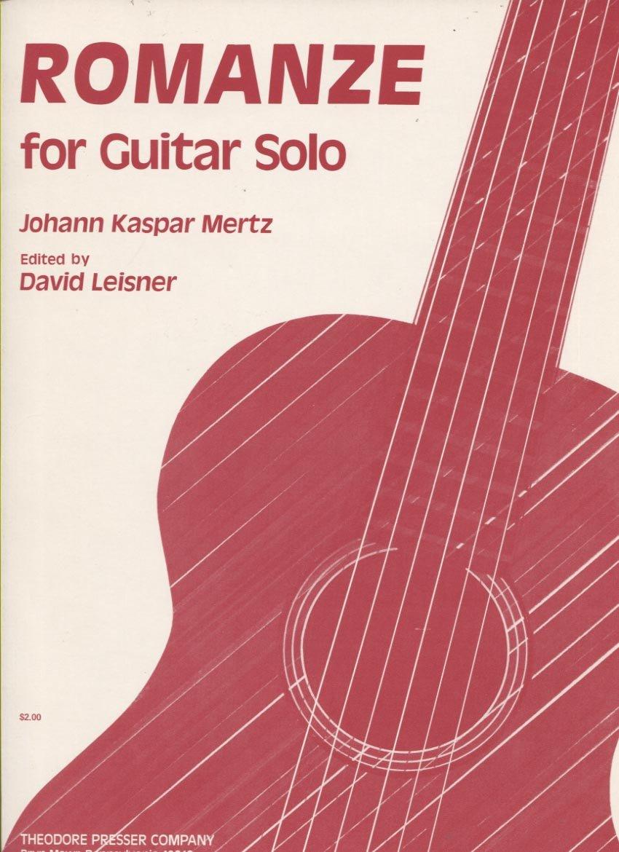 Romanze for Guitar Solo
