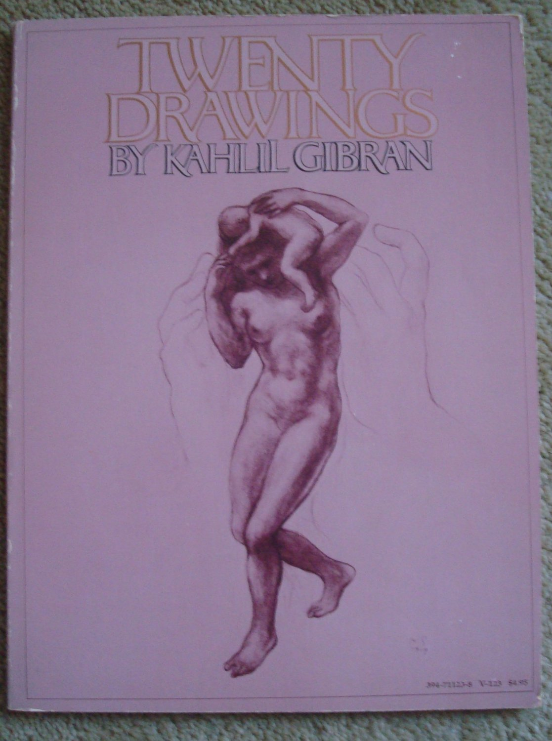 Twenty Drawings by Kahlil Gibran