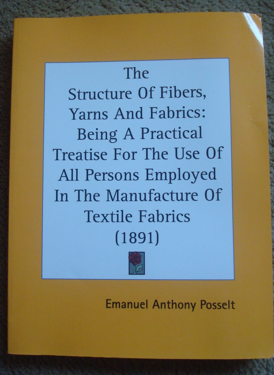 The Structure of Fibers, Yarns, and Fabrics