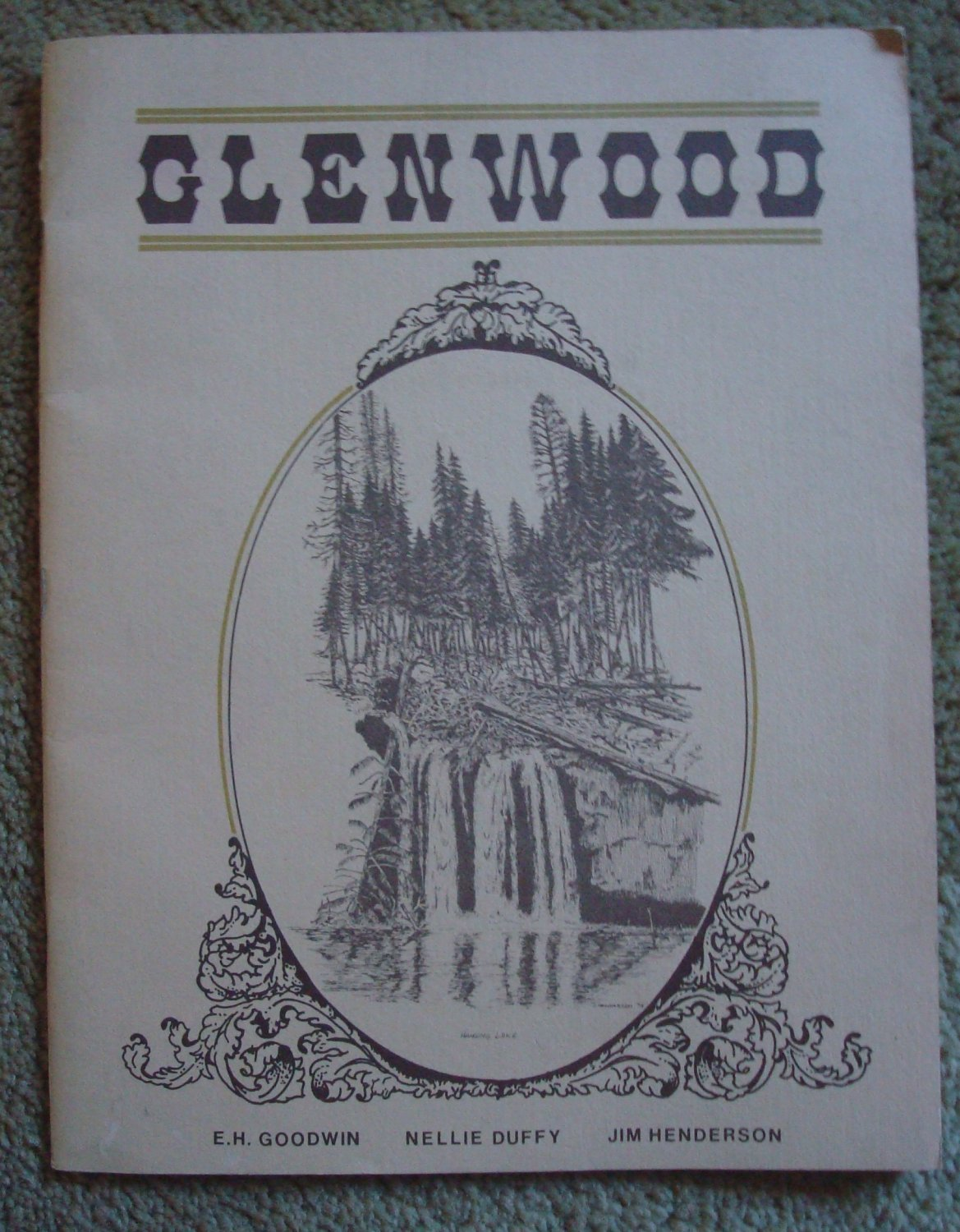 Glenwood Springs, Coloradio Illustrated History