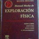 Manual Mosby de Exploracion Fisica - Qunita Edicion
