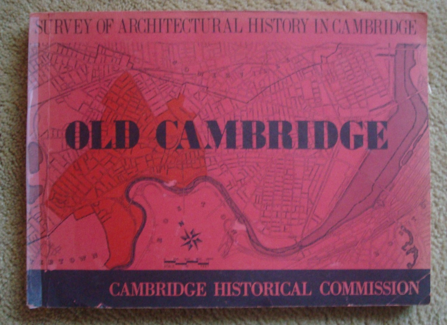 Old Cambridge: Survey of Architectural History in Cambridge