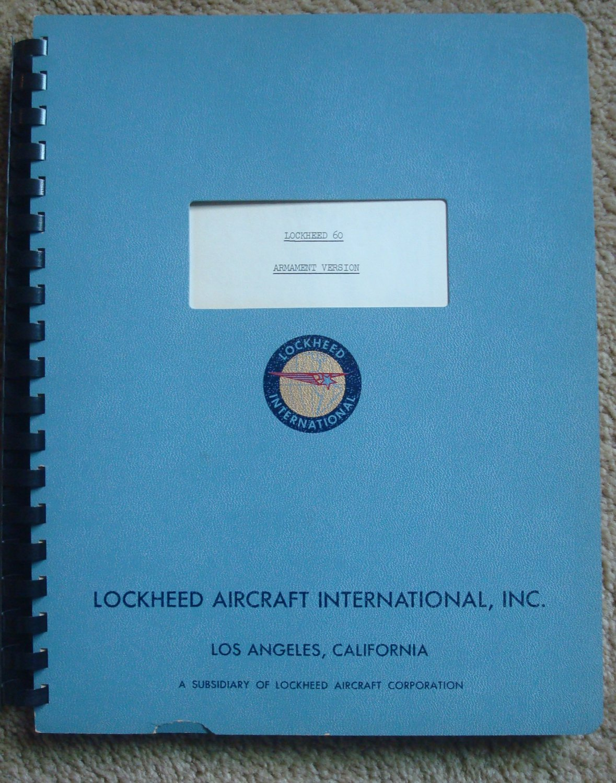 Lockheed 60 Armament Version