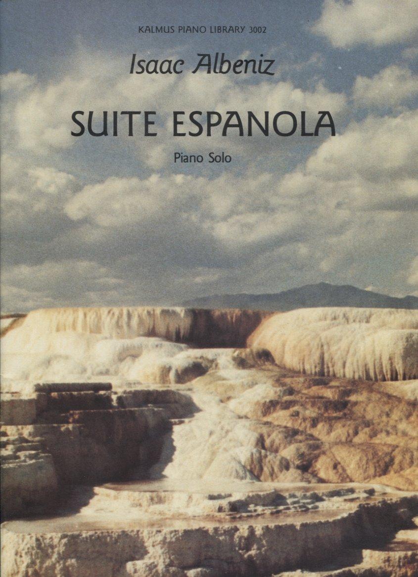 Suite Espanola Piano Solo