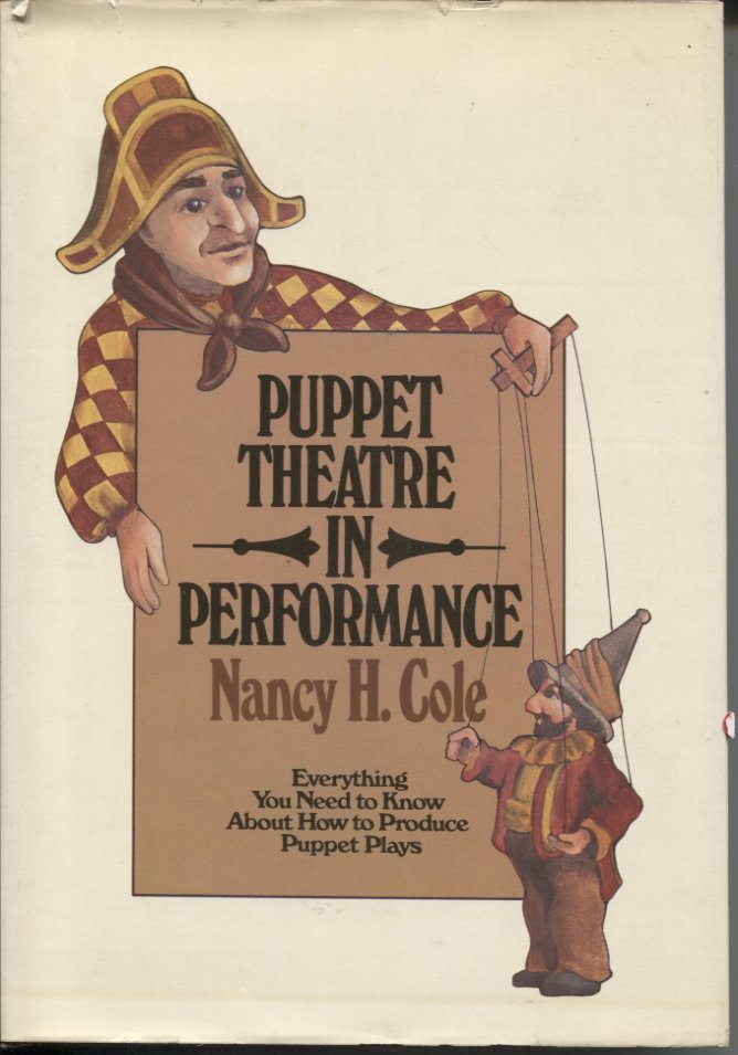 Puppet Theatre in Performance