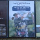 Three Instructional Golf DVDs