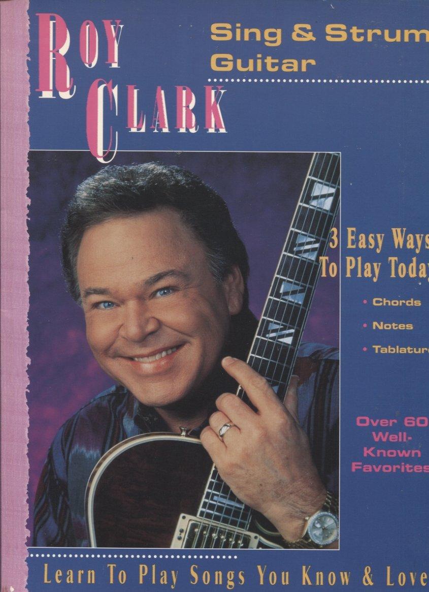 Roy Clark Sing & Strum Guitar