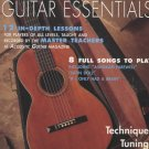 Fingerstyle Guitar Essentials: Acoustic Guitar Private Lessons