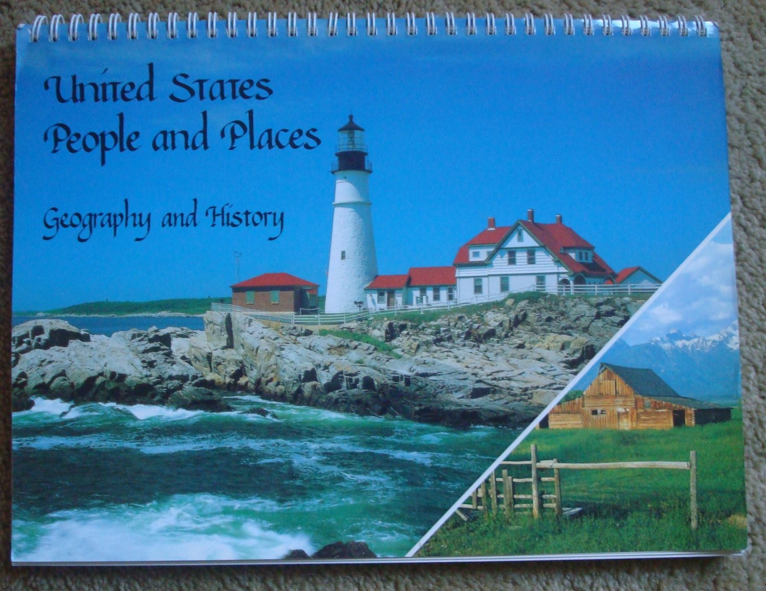 United States People and Places: Geography and History