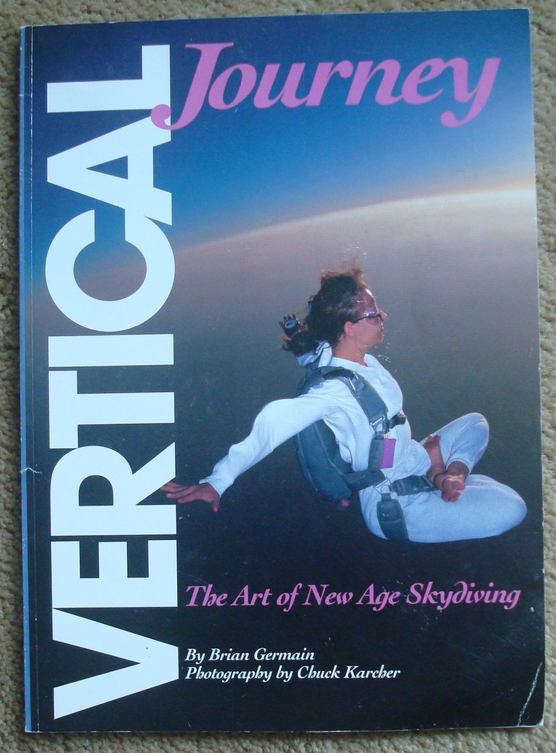 Vertical Journey: The Art of New Age Skydiving