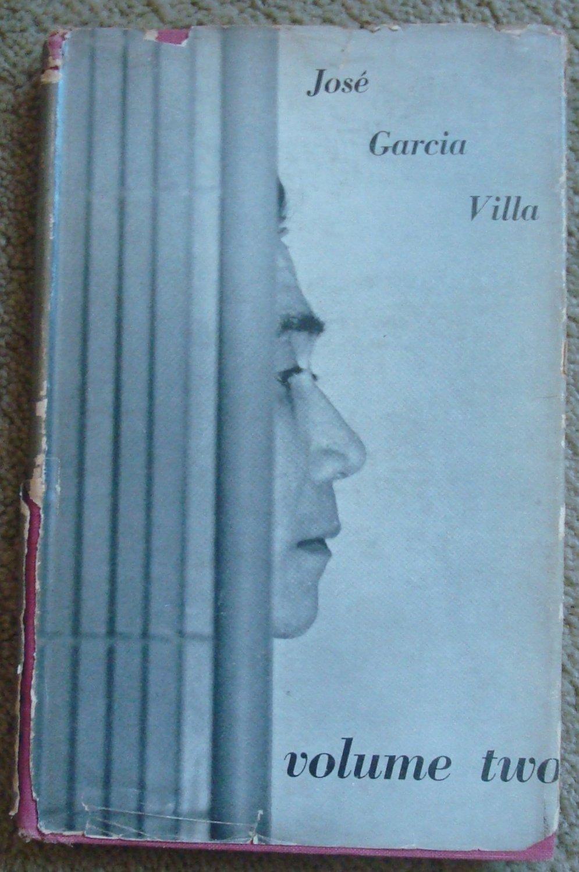 Jose Garcia Villa: Volume Two