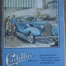 Cadillac 1902-1961 - Illustrated History with Ad Reproductions