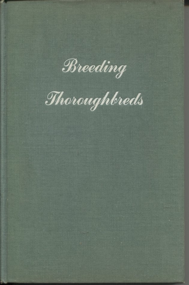 Breeding Thoroughbreds