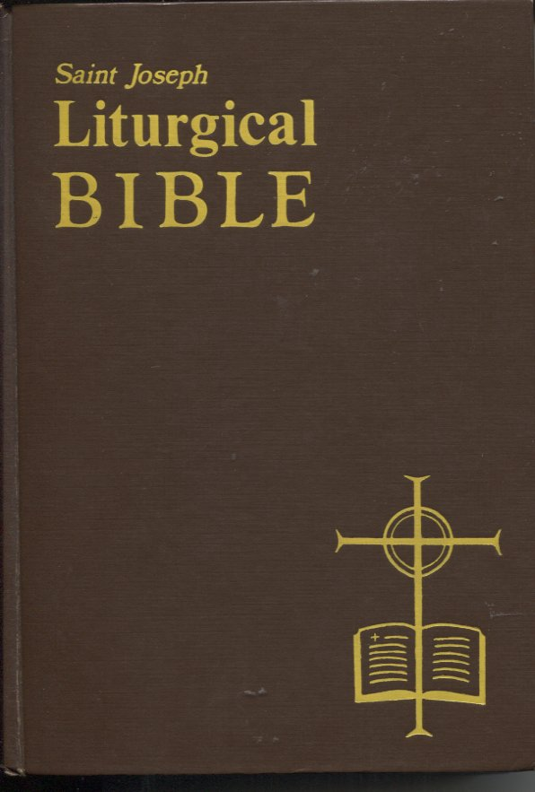 Saint Joseph Liturgical Bible
