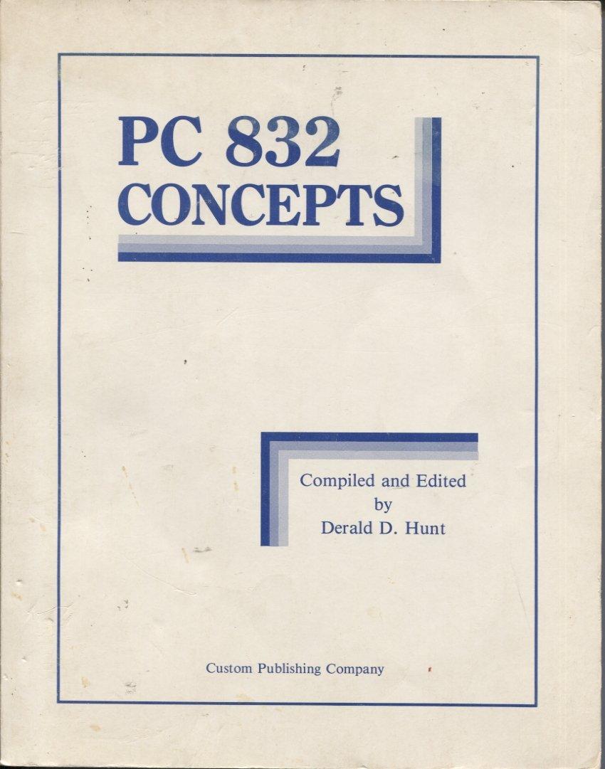 PC 832 Concepts