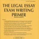 The Legal Essay Exam Writing Primer 7th Edition LEEWS