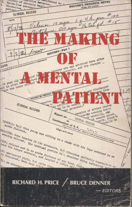 The Making of a Mental Patient