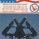 American Aviation Historical Society Journal Volume 22, Number 3 Fall 1977
