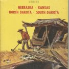 Treasure Guide Series: Nebraska, Kansas, North Dakota, South Dakota