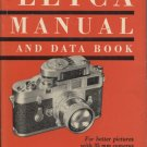Leica Manual and Data Book