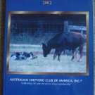 The Australian Shepherd Annual 2002