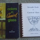Carnival Glass Collecting - Two Books