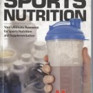 The Muscle & Fitness Guide to Sports Nutrition
