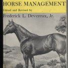 The Cavalry Manual of Horse Management