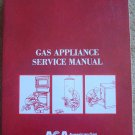 Gas Appliance Service Manual: 8th Edition