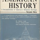 God in American History: A Documentation of America's Religious Heritage