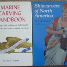 Marine & Ship Carving - Two Books