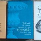 Wood Turning - Three Books