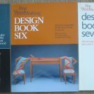 Fine Woodworking Design Books Four, Six, and Seven