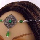 CUSTOM color Renaissance Wedding elf CIRCLET tiara crown head piece