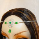 CUSTOM color Renaissance Medieval Wedding CIRCLET crown tiara head piece