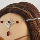 CUSTOM color Renaissance Elven LARP CIRCLET tiara crown head piece