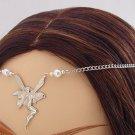 ITEM  3278 PEARL FAIRY medieval CIRCLET crown tiara