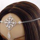 ITEM  1418 Pearl Elvish Medieval Renaissance wedding CIRCLET crown