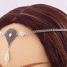 Pearl Renaissance Elven SCA LARP Medieval CIRCLET crown